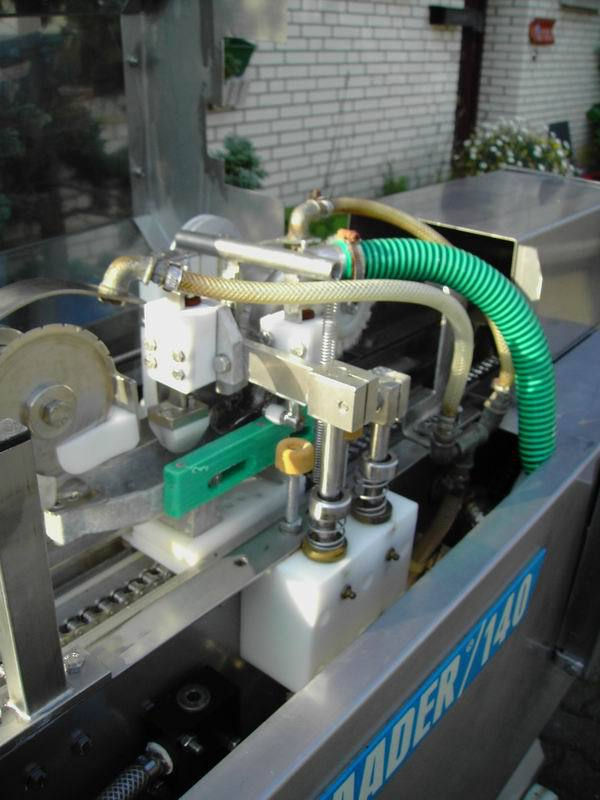 Baader 140 - Gutting machine