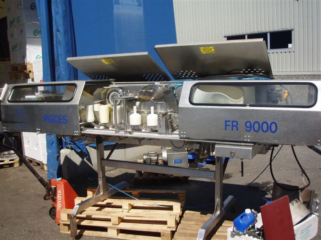 Pisces FR9000 Filleting machine