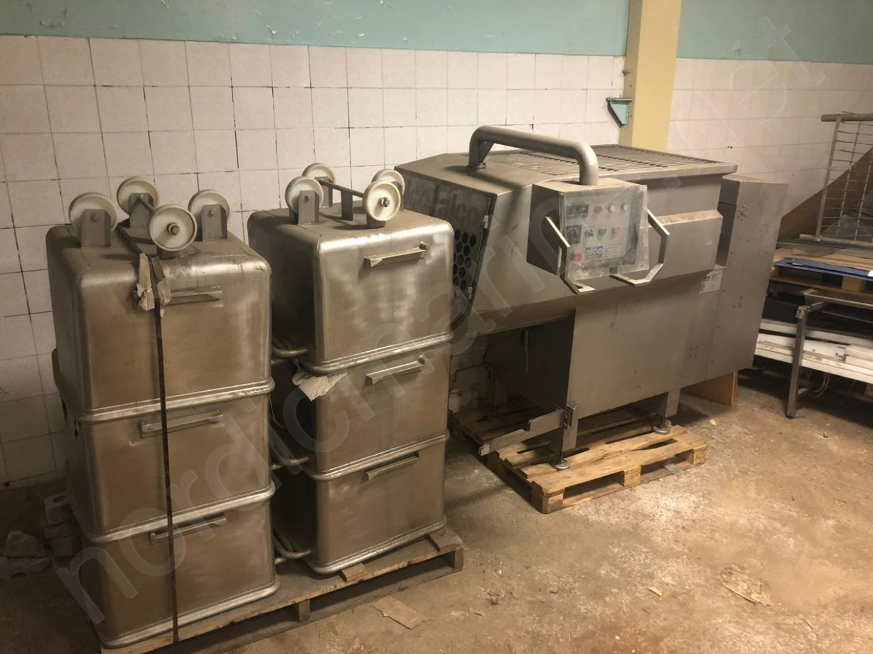 Alco AMP 500 Mixer for meat products