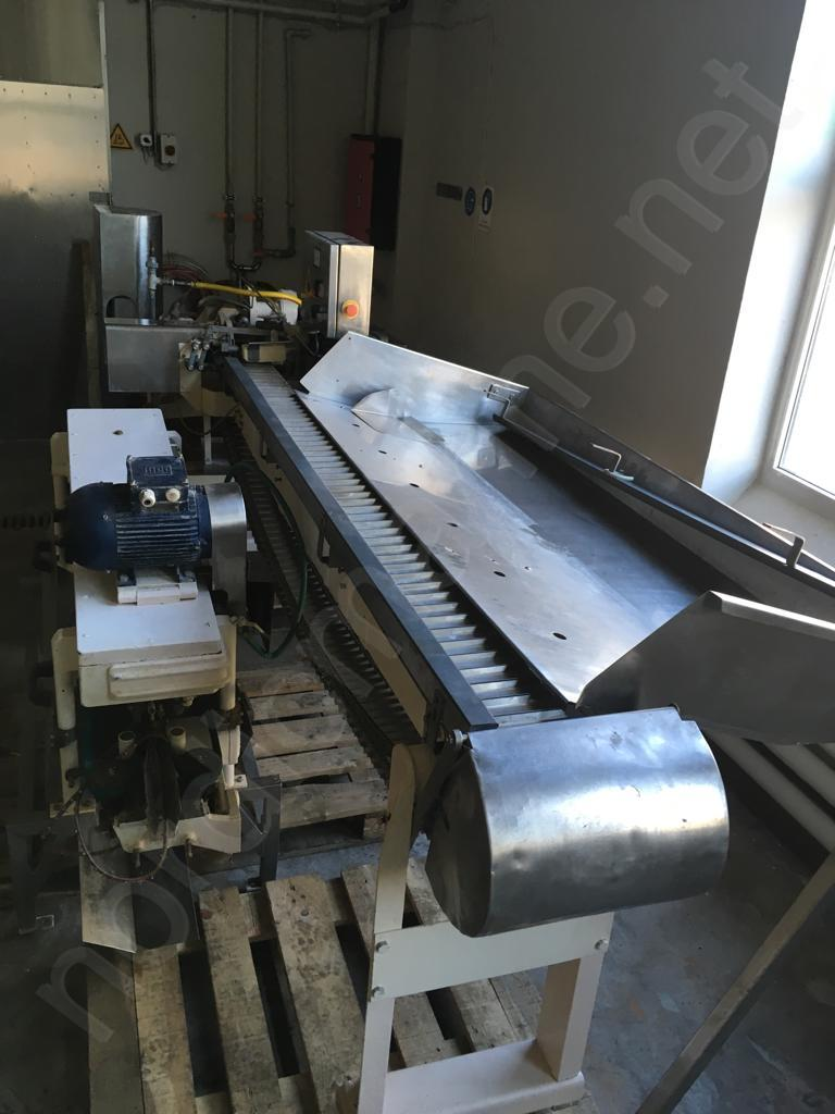 Arenco CIS Filleting and nobbing machine