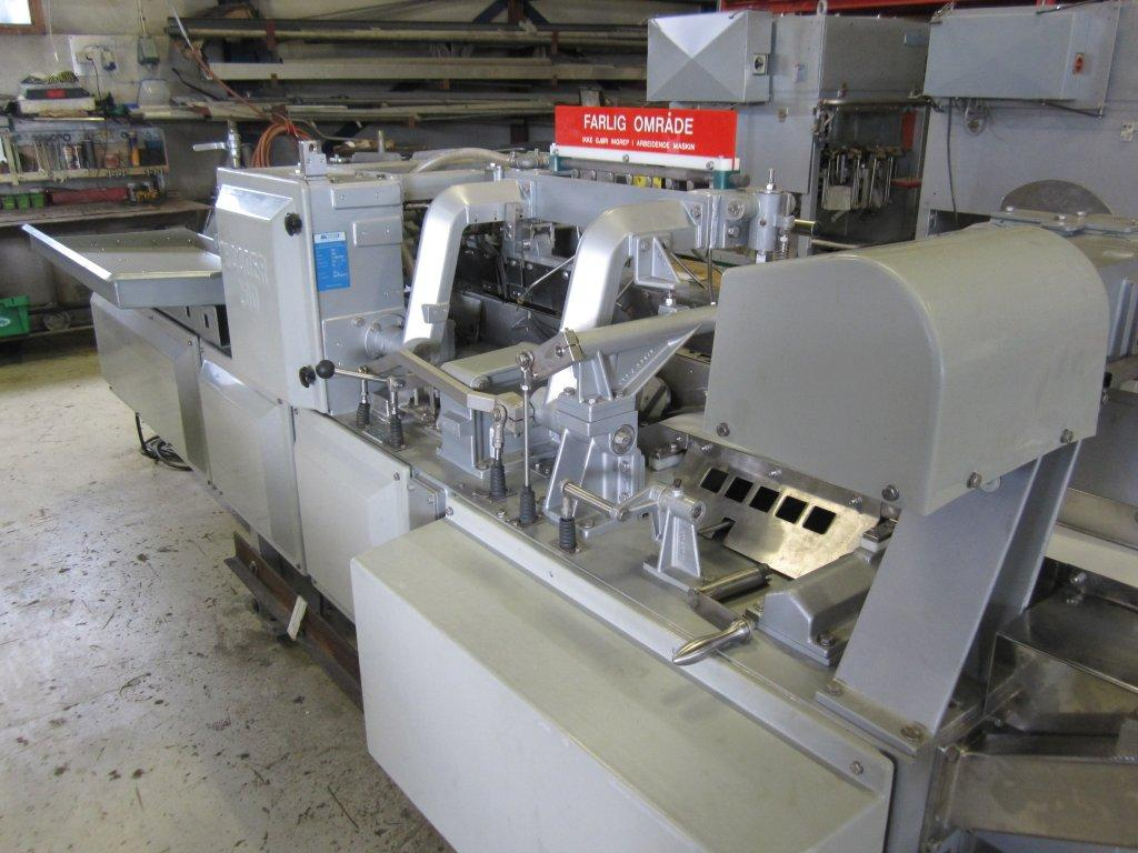 Baader 200 filleting machine for Fish fillet machine