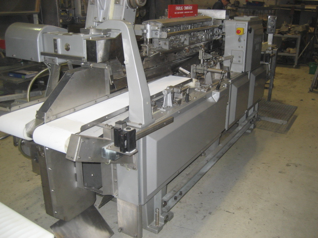 Baader 201 filleting machine for Fish fillet machine