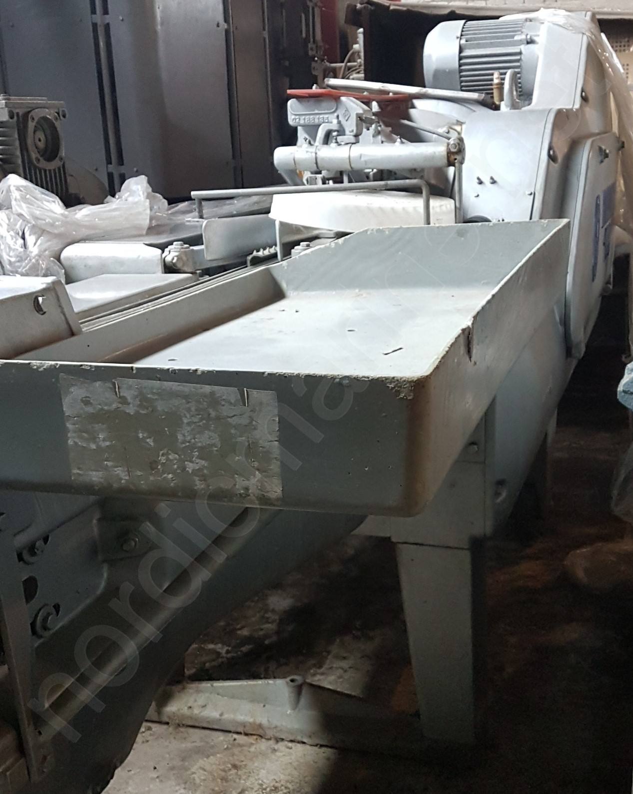 Filleting machine for whitefish Baader 188