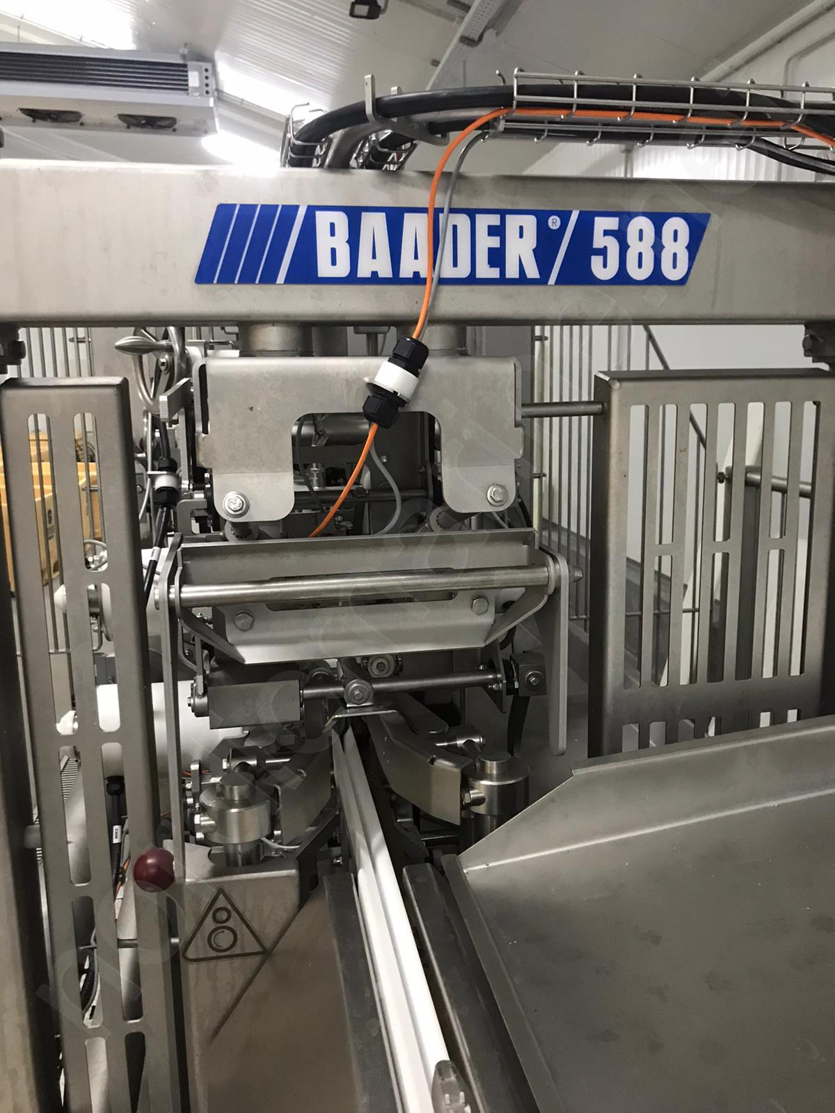 Baader 588 Filleting machine for whitefish