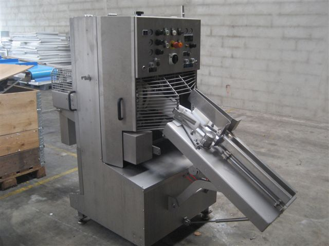 Carnitech ct2630 filleting machine for Fish fillet machine