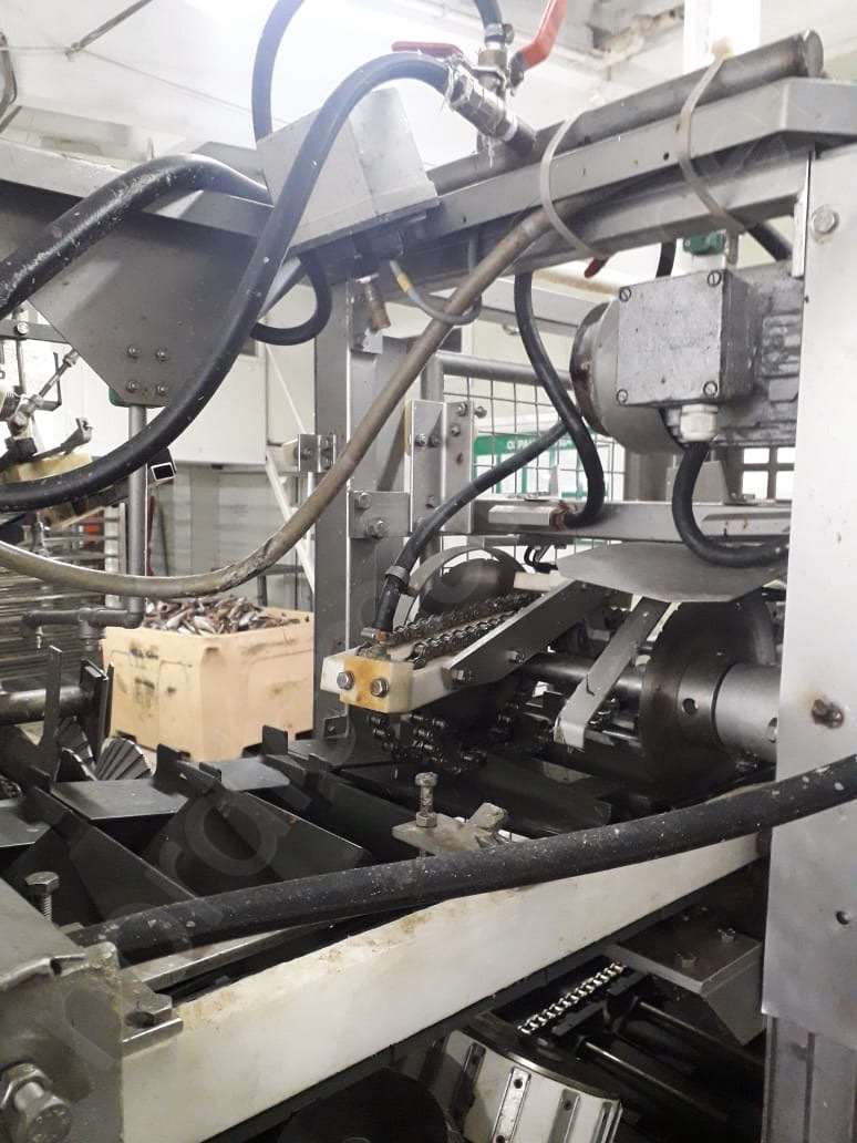 Baader 182 Filleting machine for pollock