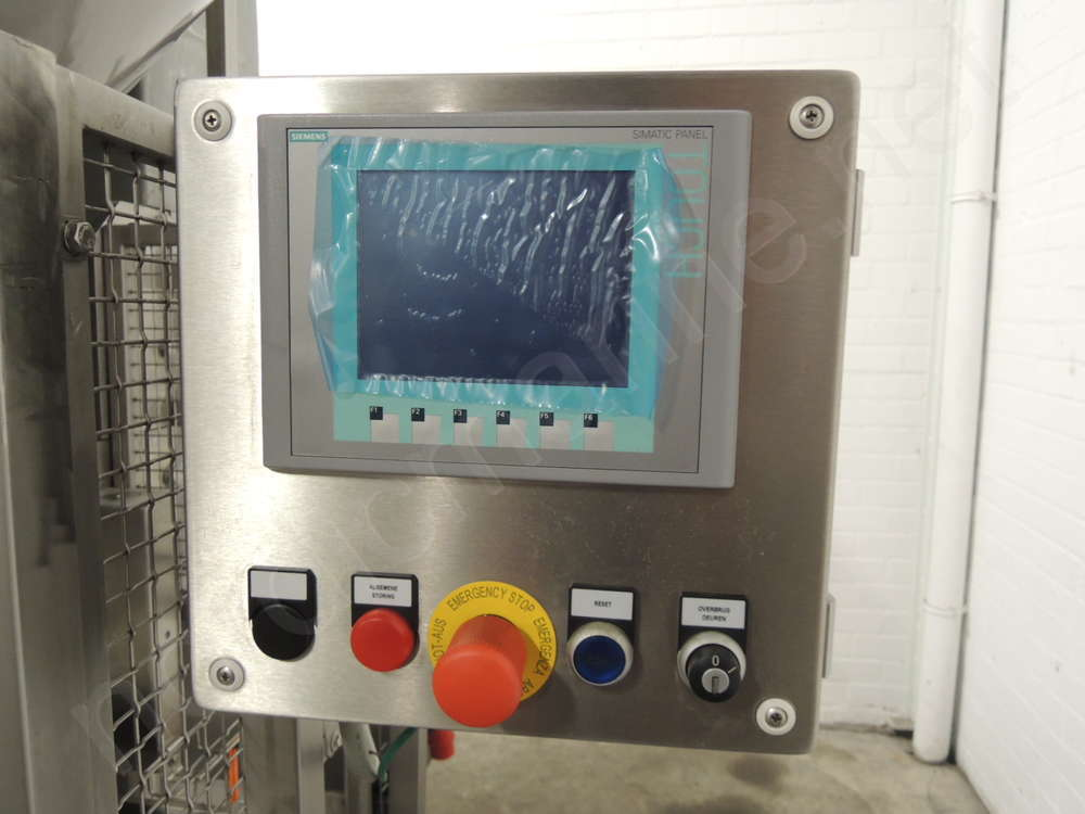 Hema DM 60 CB Line for filling cans