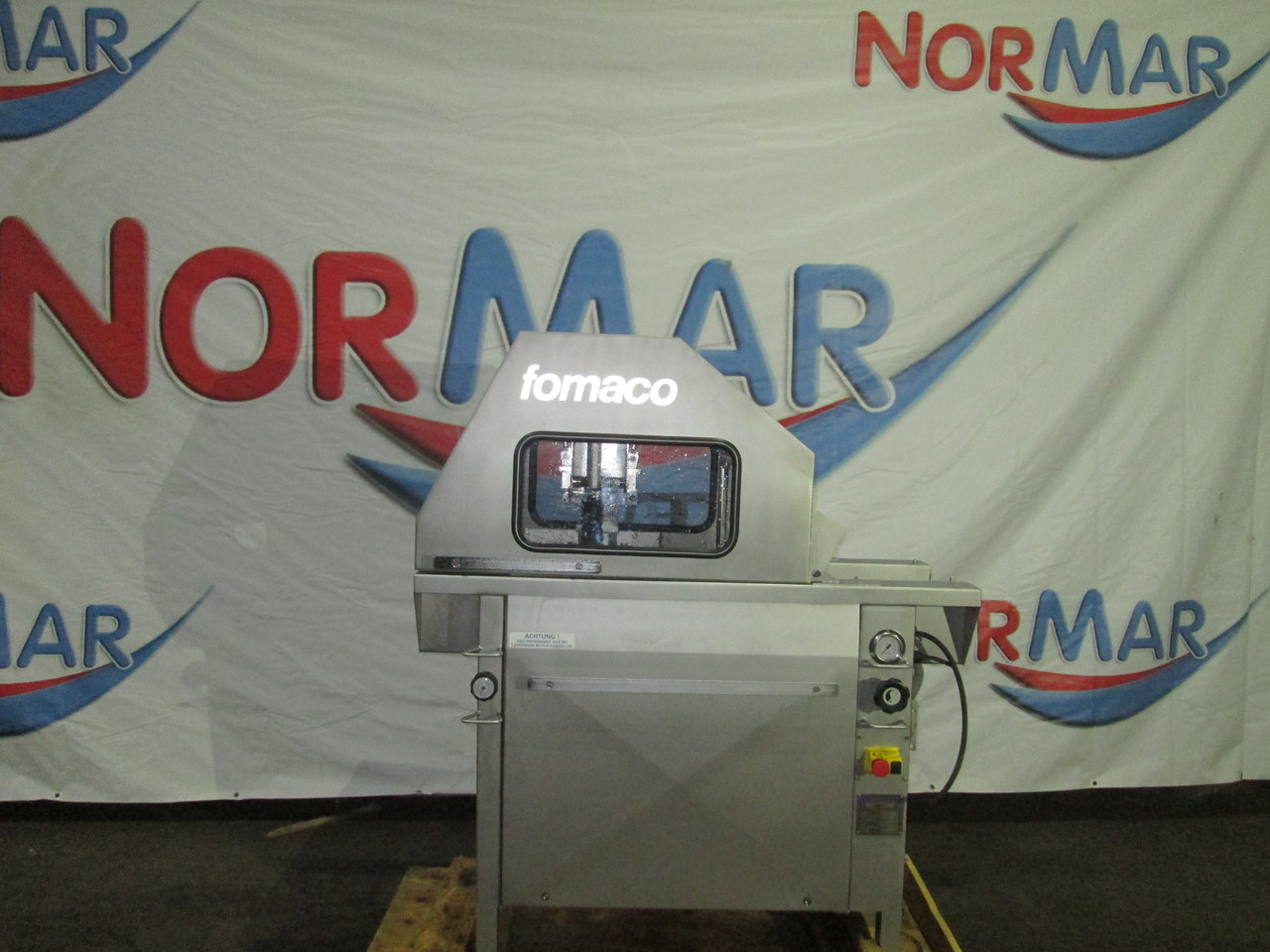 Injector Fomaco 16/64 F