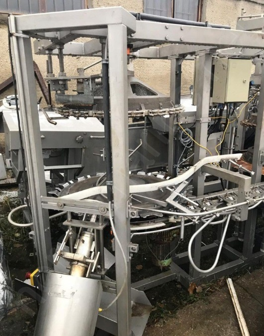 Stork Slaughtering poultry processing line